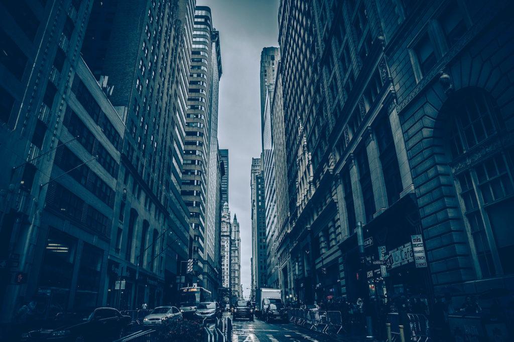 La ciudad.